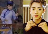 Clip Soobin Hoàng Sơn biểu diễn đàn bầu chuyên nghiệp thời bé khiến fans 'phát sốt'