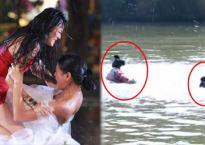 Vợ và bồ rủ nhau nhảy xuống sông để chồng đến cứu và cái kết khiến tất cả ngỡ ngàng