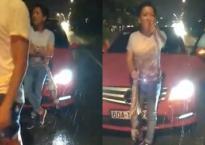 Trường Giang bị tố say xỉn, lái xe gây tai nạn giữa đêm