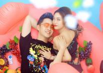 Nhật Tinh Anh hạnh phúc bên bạn gái yêu 18 năm