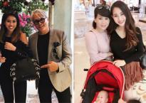 Hot girl và hot boy Việt 24/9/2017: Em chồng Hà Tăng hội ngộ doanh nhân Giuseppe Zanotti, Yến Xôi đi chơi với mẹ chồng