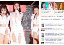 Đông Nhi xuất hiện luôn trang chủ cổng thông tin lớn nhất Hàn Quốc sau màn biểu diễn đẳng cấp tại 'Asia Song Festival'