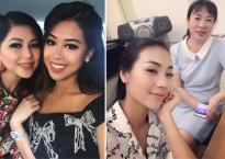 Hot girl và hot boy Việt 25/9/2017: Em chồng Hà Tăng rạng rỡ bên mẹ, 'Hot girl Tuyệt tình cốc' khoe mẹ chồng trẻ trung