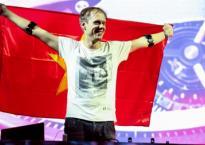 Giữ lời hứa, DJ số 1 thế giới quay trở lại Việt Nam