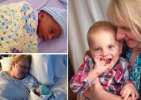 Trải qua 20 năm với 18 lần sảy thai, điều kỳ diệu đã đến với người mẹ 48 tuổi