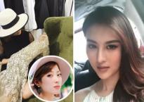 Hot girl và hot boy ngày 17/11/2017: Yumi Dương khoe bộ váy cưới thứ 10 đính nhiều pha lê lấp lánh, gương mặt Hà Lade ngày càng lạ