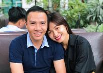 BTV Nguyễn Hoàng Linh hạnh phúc bên bạn trai