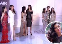 Thí sinh 'The Look' có lạc đề khi mặc váy dạ hội lộng lẫy quá mức để thi về tóc?