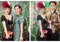 Angela Phương Trinh thời thượng bên Đông Nhi, hội ngộ Rocker Nguyễn tại sự kiện