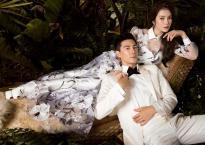 Lý Nhã Kỳ tình tứ bên nam thần Thái Lan như cặp 'tiên đồng ngọc nữ'