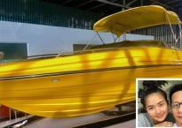Chồng Phan Như Thảo rao bán tàu giá 800 triệu đồng