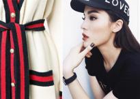 Loạt đồ hiệu mới sắm ngót nghét hàng trăm triệu của Hoa hậu Kỳ Duyên