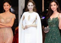 Dàn sao Việt kín đáo hết cỡ tại lễ trao giải Mai Vàng