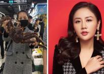 Tin sao Việt ngày 22/1/2018: Lều Phương Anh mặt sưng húp sau phẫu thuật thẩm mỹ, Văn Mai Hương bức xúc vì 'kẻ ba phải'