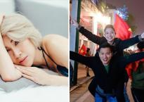 Tin sao Việt ngày 24/1/2018: Pha Lê lên tiếng khi bị 'ném đá' vì không giữ lời hứa đội U23 thắng, Jennifer Phạm được chồng cõng để ăn mừng