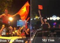U23 chiến thắng, sao Việt quyết ăn mừng 'bá đạo' khi xuất hiện trên đường phố