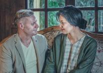 Bộ ảnh tái hiện tình yêu thời 'Ông bà anh' của Kyo York và Á hậu Thanh Tú