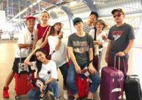 Sau tin đồn chia tay, Diệu Nhi - Anh Tú cùng loạt sao Việt đi du lịch Thái Lan