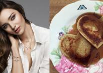 Để giữ vóc dáng chuẩn, các siêu mẫu đình đám thế giới ăn gì trong bữa sáng?