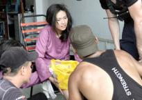 Ngô Thanh Vân gặp tai nạn, bị nứt xương nghiêm trọng khi đang quay phim