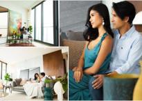 Ngoài biệt thự 1.000m2, vợ chồng Trang Lạ còn sở hữu penthouse đẹp mộng mơ
