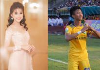 Người đẹp ảnh Ngọc Nữ lên tiếng về tin đồn yêu cầu thủ Phan Văn Đức