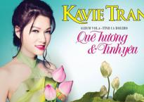 Ca sĩ Kavie Trần gây xúc động trên sóng truyền hình và ra mắt MV Vol 6 tại Việt Nam