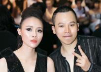 Doanh nhân Sarah Tú diện nguyên cây đen cực chất, ấn tượng trong đêm Tuần lễ thời trang Việt Nam quốc tế