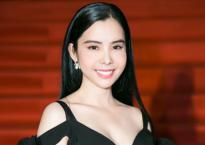 Á khôi Huỳnh Vy dịu dàng đến mê đắm trên sân khấu thời trang đẳng cấp