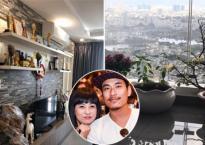 Không gian căn hộ 3 tỉ của Kiều Minh Tuấn và Cát Phượng