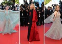 Bế mạc LHP Cannes: Giám khảo chơi trội với đầm tuxedo, các mỹ nhân thi nhau tung váy trên thảm đỏ