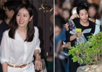 Tiệc mừng công phim 'Chị đẹp mua cơm ngon cho tôi': Son Ye Jin khoe nhan sắc bất chấp thời gian, Jung Hae In bị fans vây kín