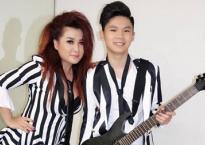 Con trai Bằng Kiều lần đầu lên sân khấu chuyên nghiệp biểu diễn cùng mẹ
