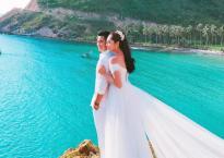 Hoa hậu Đại dương Đặng Thu Thảo khoe trọn ảnh cưới đẹp như mơ bên ông xã doanh nhân
