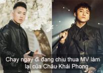 Chủ nhân hit 'Ngắm hoa lệ rơi' Châu Khải Phong bị 'ném đá' vì so sánh triệu view với Sơn Tùng M-TP