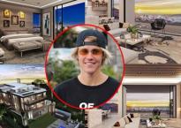 Khám phá siêu biệt thự 250 tỷ đồng khiến Justin Bieber bằng mọi giá phải mua bằng được