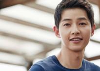 Hết phim cổ trang, Song Joong Ki lại bị đồn tái ngộ đạo diễn 'Người Sói' trong phim khoa học viễn tưởng