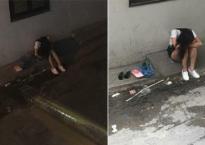 Cô gái mua bia cho người yêu để xem World Cup nhưng bị 'bỏ bom' từ nửa đêm đến sáng gây xôn xao