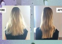 Thử một tuần áp dụng 6 mẹo dưỡng tóc, cô gái nhận được kết quả không thể hài lòng hơn