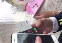Đám cưới thời công nghệ, quẹt thẻ thay phong bì lần đầu xuất hiện tại Việt Nam