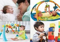 Trò chơi cho bé từ 0-2 tuổi, giúp con phát triển não bộ và ngày càng thông minh hơn