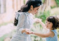 Danh hài Thúy Nga và con gái ghi dấu từng khoảnh khắc hạnh phúc bên nhau