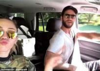 Bị đồn chia tay, đây là phản ứng của Miley Cyrus và Liam Hemsworth