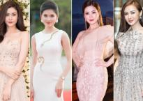 Ai xứng danh 'Nữ hoàng thảm đỏ' showbiz Việt tuần qua? (P92)