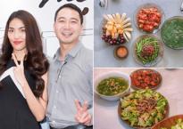 Gần ngày lên xe hoa, Lan Khuê mới lộ tài nấu ăn khiến fans phải trầm trồ