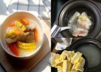 Cách nấu canh ngô hầm xương - món ăn dân dã ngày hè đã ngon lại còn không bị mất chất dinh dưỡng