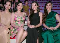 Dàn Hoa hậu Việt Nam nhiều thế hệ hội tụ trong buổi tổng duyệt đêm Gala kỷ niệm 30 năm