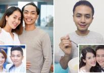 Điểm giống nhau giữa Phan Hiển và Văn Anh khi vợ mang bầu, sinh con