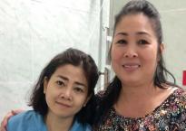 NSND Hồng Vân cập nhật tình trạng sức khoẻ của Mai Phương: 'Vẫn xinh lắm chỉ gầy đi nhiều'