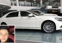 Thiếu gia Phan Thành mua xế hộp hơn 7 tỉ để bổ sung vào bộ sưu tập xe khủng
